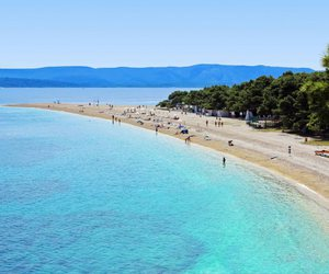adriatic sea, Croatia, and brac image