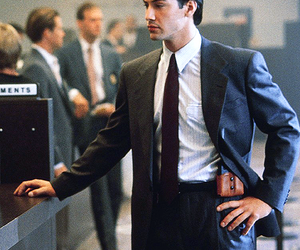 Hot, keanu reeves, and suit image