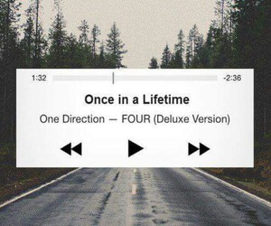 one direction and four image