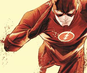flash, comic, and the flash image