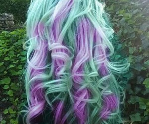color, cute, and hair image