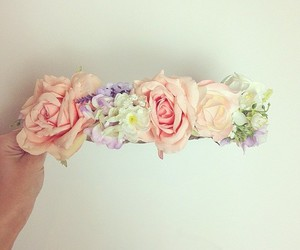 flowers, rose, and rosy image