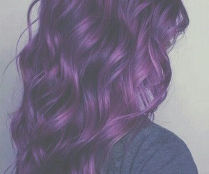 color, dark, and hair image