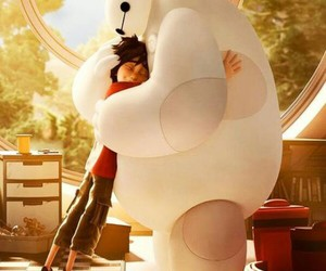 bae, can't even, and big hero 6 image