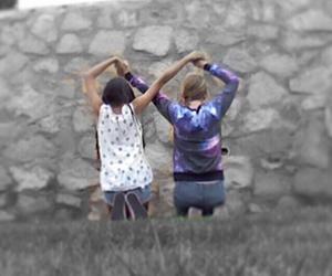 friendship, infinite, and love image