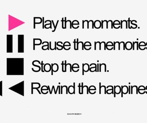 happiness, stop, and moments image