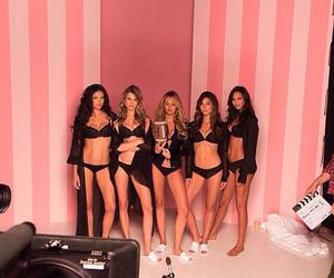 Adriana Lima, Victoria's Secret, and candice swanepoel image