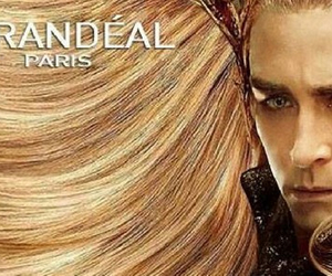 hair, lee pace, and thranduil image