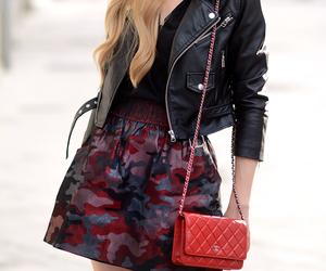 chanel, chanel bag, and jacket image