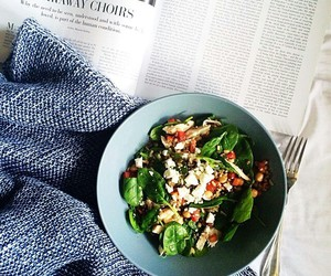 beauty, we heart it, and food image