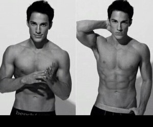 sexy, Hot, and michael trevino image