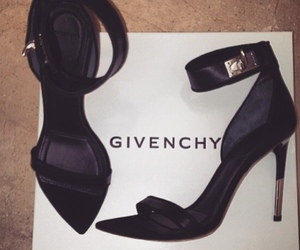girl, Givenchy, and heels image