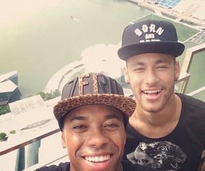 neymar, robinho, and neymar jr image