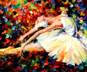 ballet, painting, and art image