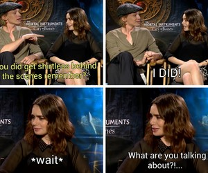 Jamie Campbell Bower, tmi, and lol image