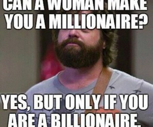 millionaire and funny image