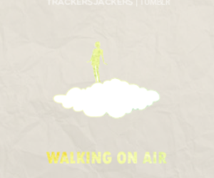katy perry and walking on air image