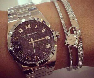 beautiful, Michael Kors, and watch image
