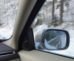 car, snow, and 25sx image
