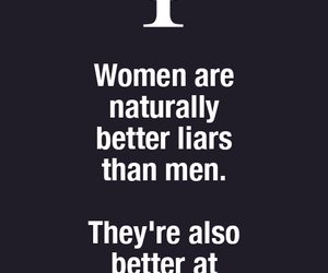 better, Liars, and men image