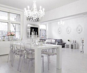 luxury, white, and decoration image