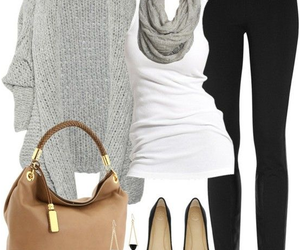 bag, style, and clothes image
