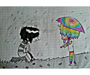 dibujo, ♥, and hecho por mi image