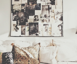 room, pillow, and home image