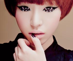 korean, kpop, and brown eyed girls image