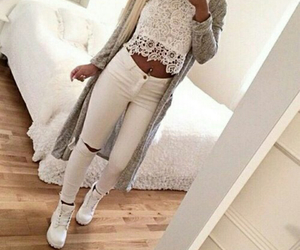 amazing, blond, and clothes image