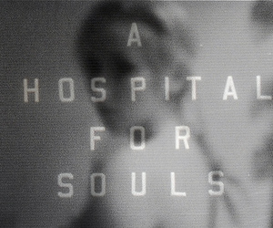 b&w, hospital, and soul image