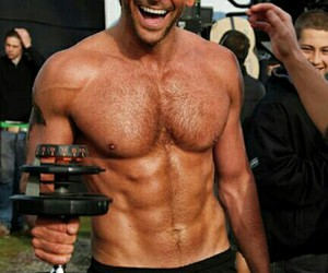 Hot, bradley cooper, and abs image