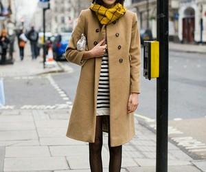 alexa chung, fashion, and coat image