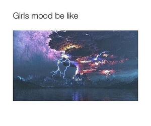 funny, girl, and mood image
