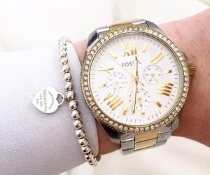 fashion, luxury, and watch image