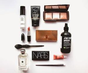 cosmetics, hourglass, and mac image