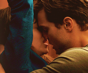 couple, movie, and fifty shades of grey image