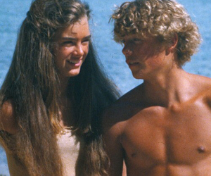 brooke shields and love image