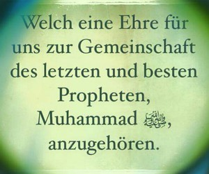 islam, liebe, and muhammad image
