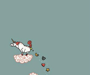 marshmallow, unicorn, and funny image