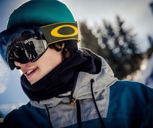 aspen, boy, and snowboarder image