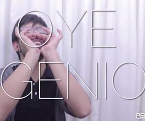 frase, genio, and youtube image