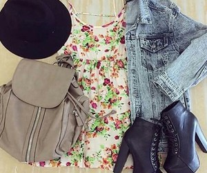clothes, pretty, and fashion image