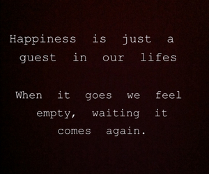 Darkness, happiness, and lonelyness image