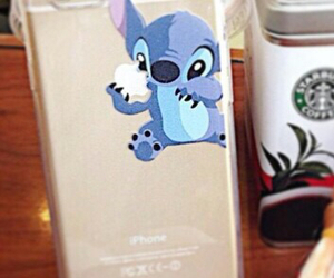 iphone, phone, and stitch image