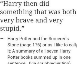 beautiful, fact, and harry potter image