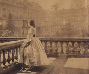 victorian, vintage, and clementina hawarden image