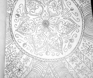 doodle, draw, and sketch image