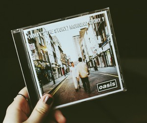 music, music album, and oasis image