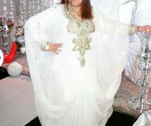 Dubai, girl, and mariage image